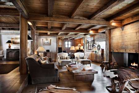 Private chalet, MEGEVE - Ref 48531